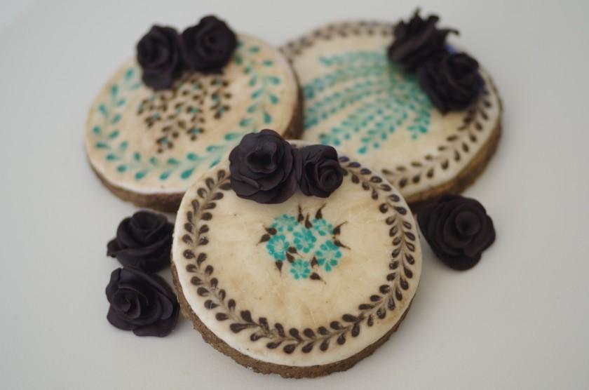 doctorcookies galletas efecto azulejo antiguo