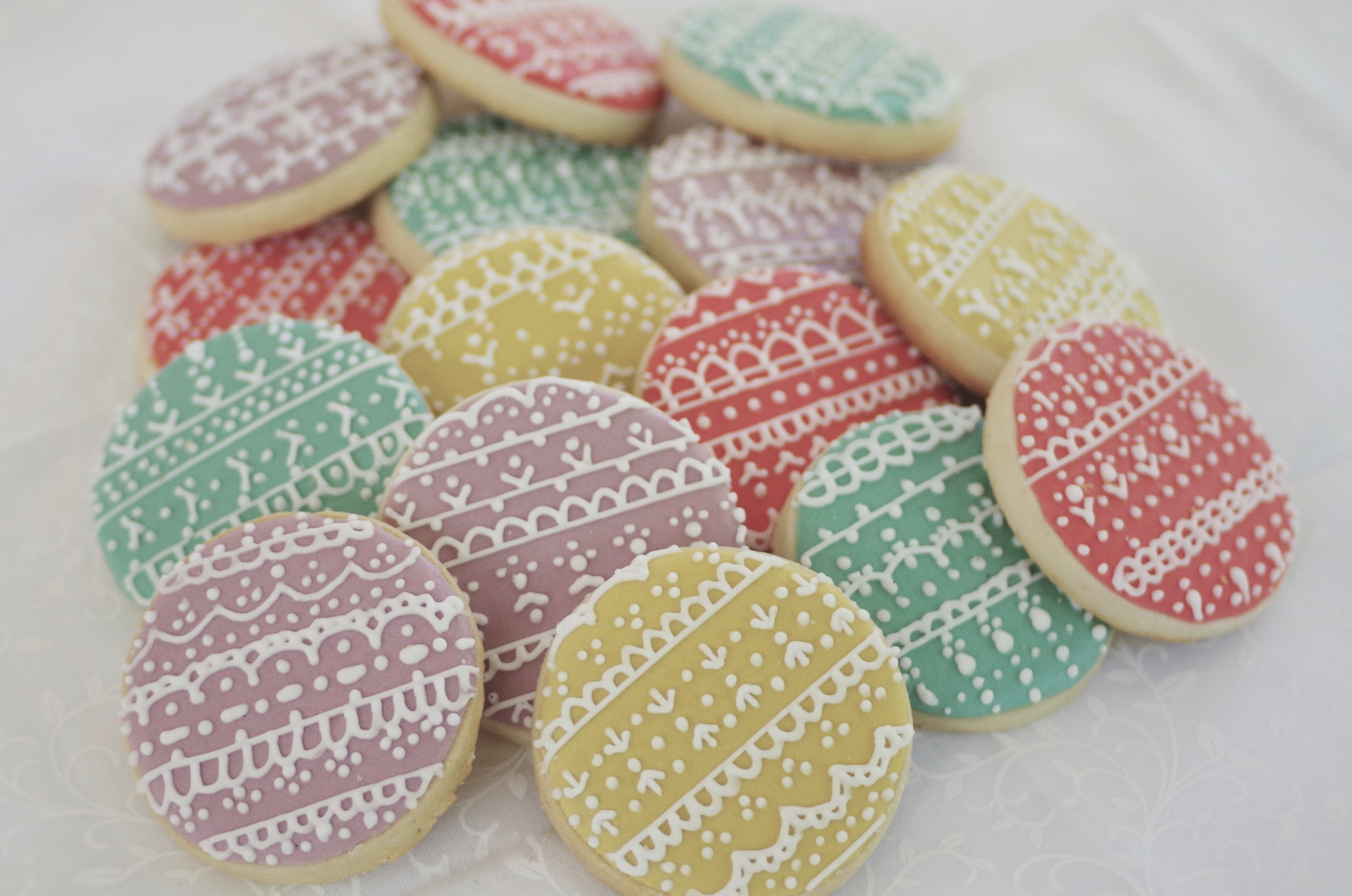 C mo hacer galletas decoradas con puntilla doctorcookies for Fotos pinterest