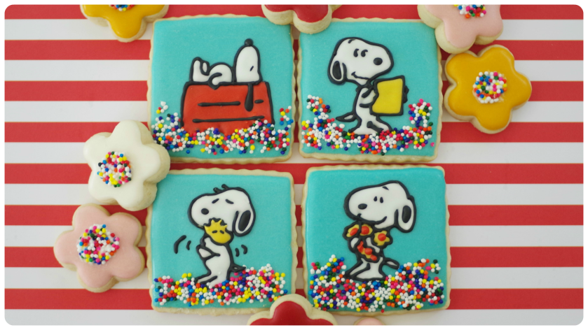 doctorcookies snoopy (11)