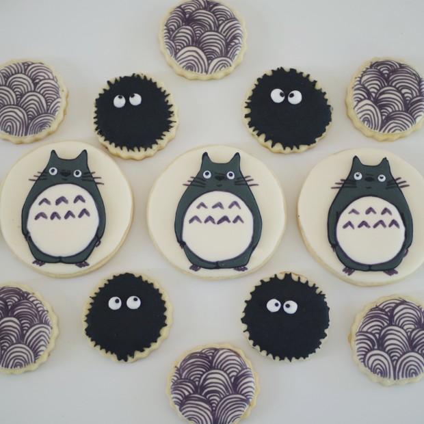 doctorcookies mi vecino totoro ()