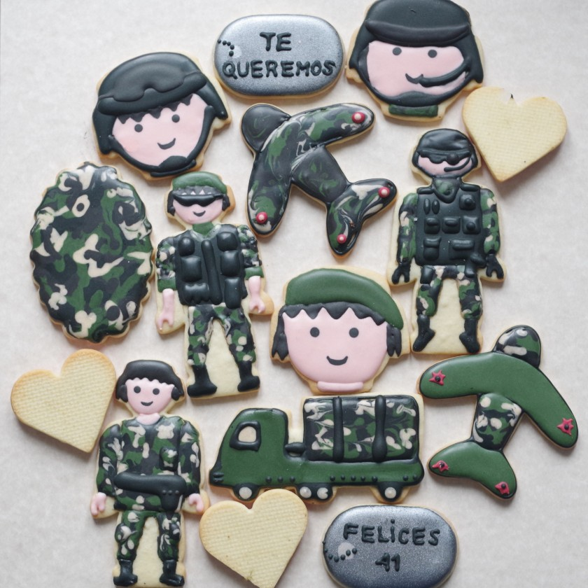 doctorcookies military cookies (2)