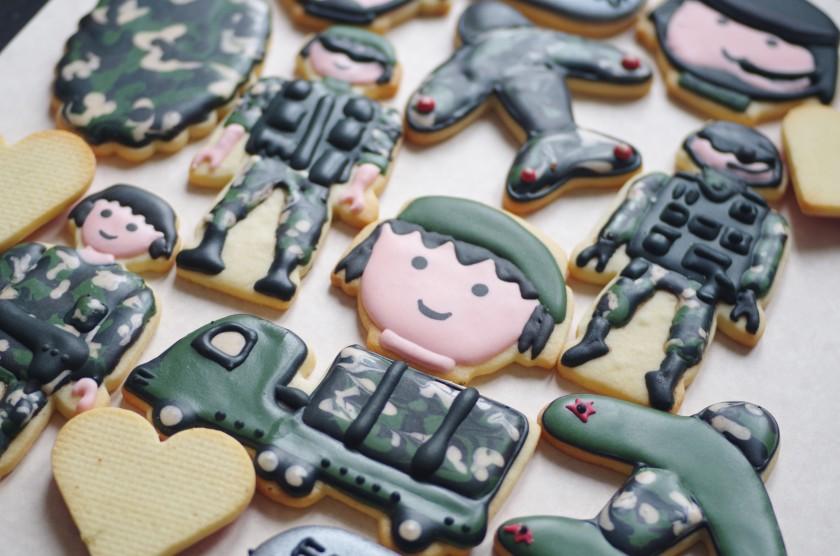 doctorcookies military cookies (3)