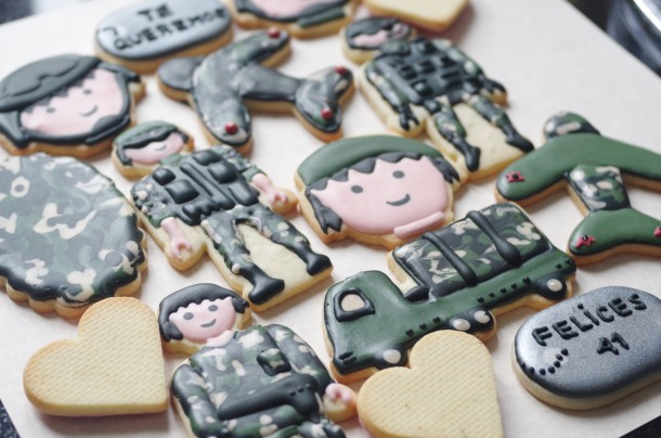 doctorcookies military cookies (5)