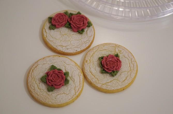 doctorcookies craquelado con flores (7)