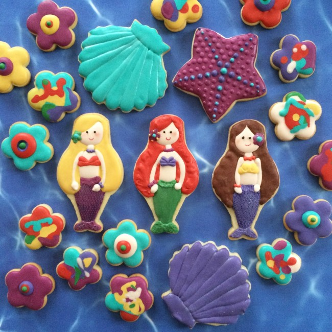 doctorcookies la sirenita irene (1)