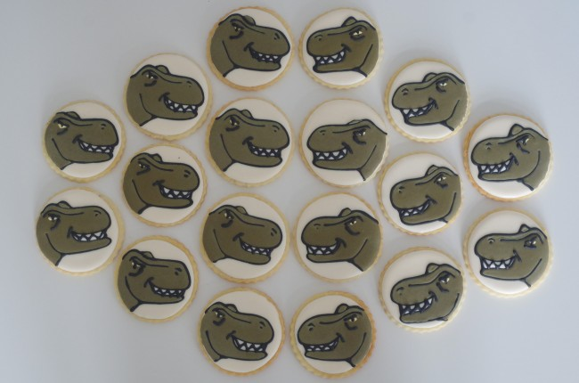 doctorcookies dinosaur cookies (15)