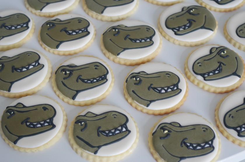 doctorcookies dinosaur cookies (16)