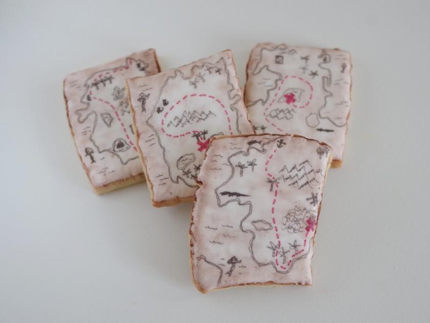 doctorcookies galletas mapa pirata (6)