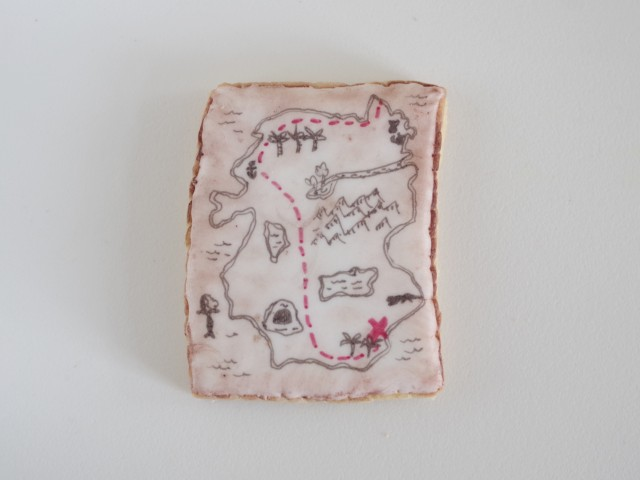 doctorcookies galletas mapa pirata (7)