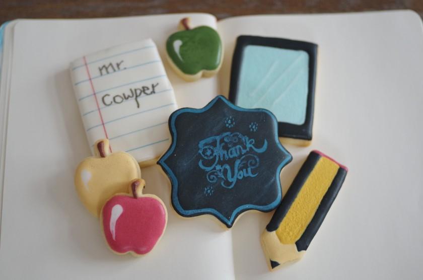 doctorcookies galletas para profesores
