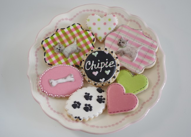 doctorcookies galletas decoradas perrito Chipie (1)