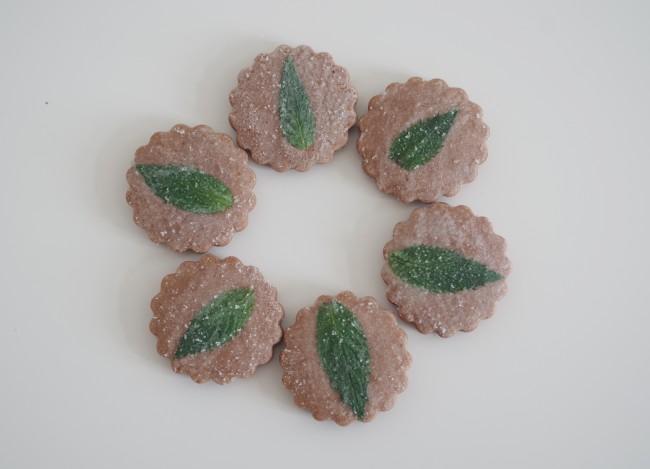 doctorcookies cómo petrificar flor y hoja comestible (17).JPG