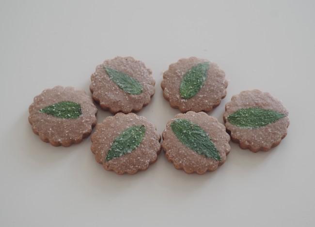 doctorcookies cómo petrificar flor y hoja comestible (23).JPG