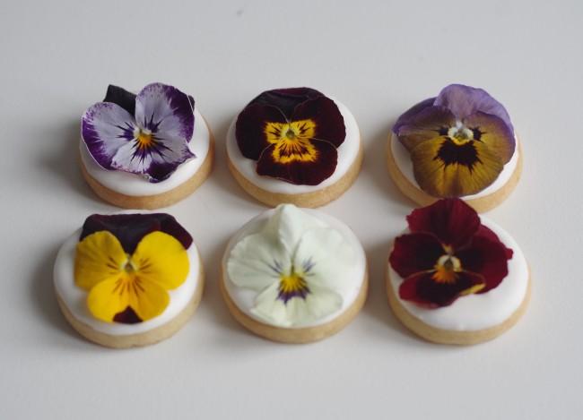 doctorcookies galletas flor comestible edible flower cookies (4)