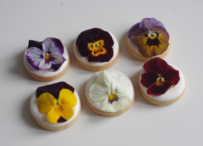 doctorcookies galletas flor comestible edible flower cookies (6).JPG