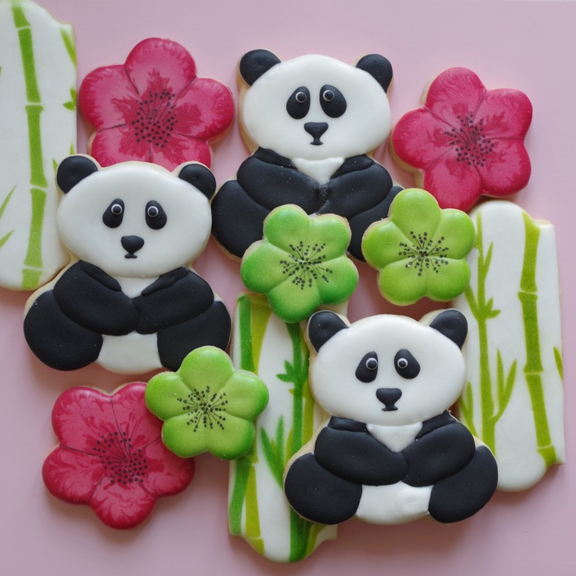 doctorcookies galletas decoradas panda y bambu (15)