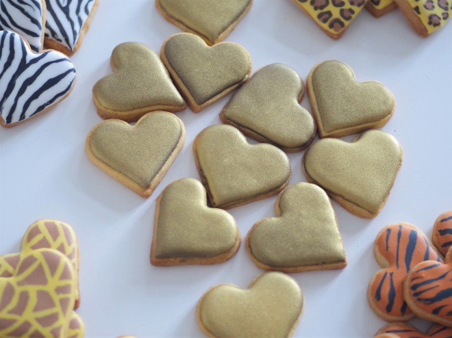 doctorcookies animal print cookies (10)