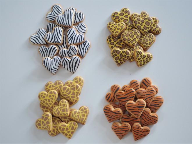 doctorcookies animal print cookies (8)
