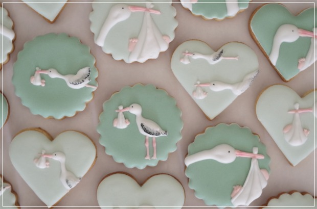 doctorcookies baby shower cookies (4)