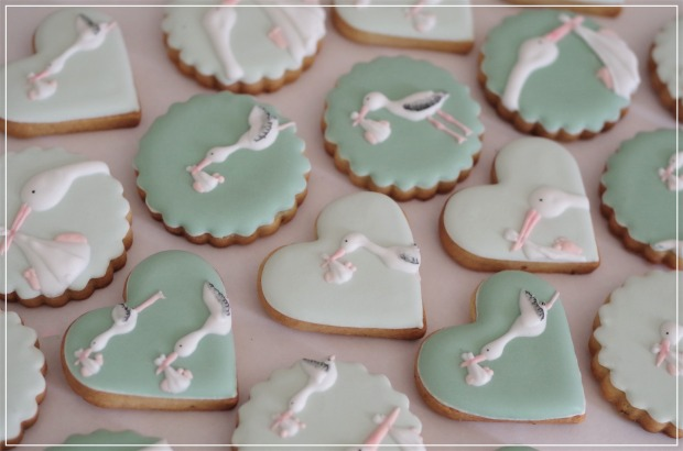 doctorcookies baby shower cookies (5)