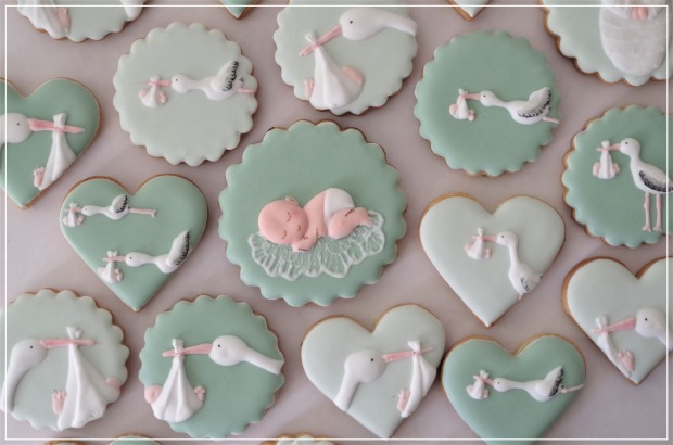 doctorcookies baby shower cookies (6)