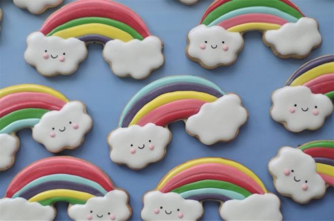 doctorcookies rainbow cookies (3)