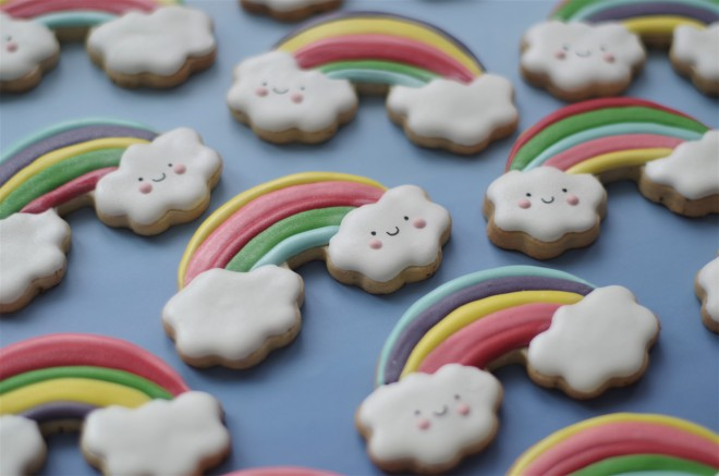 doctorcookies rainbow cookies (5)