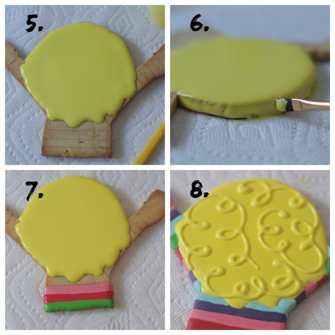 Rainbow cake topper (3)