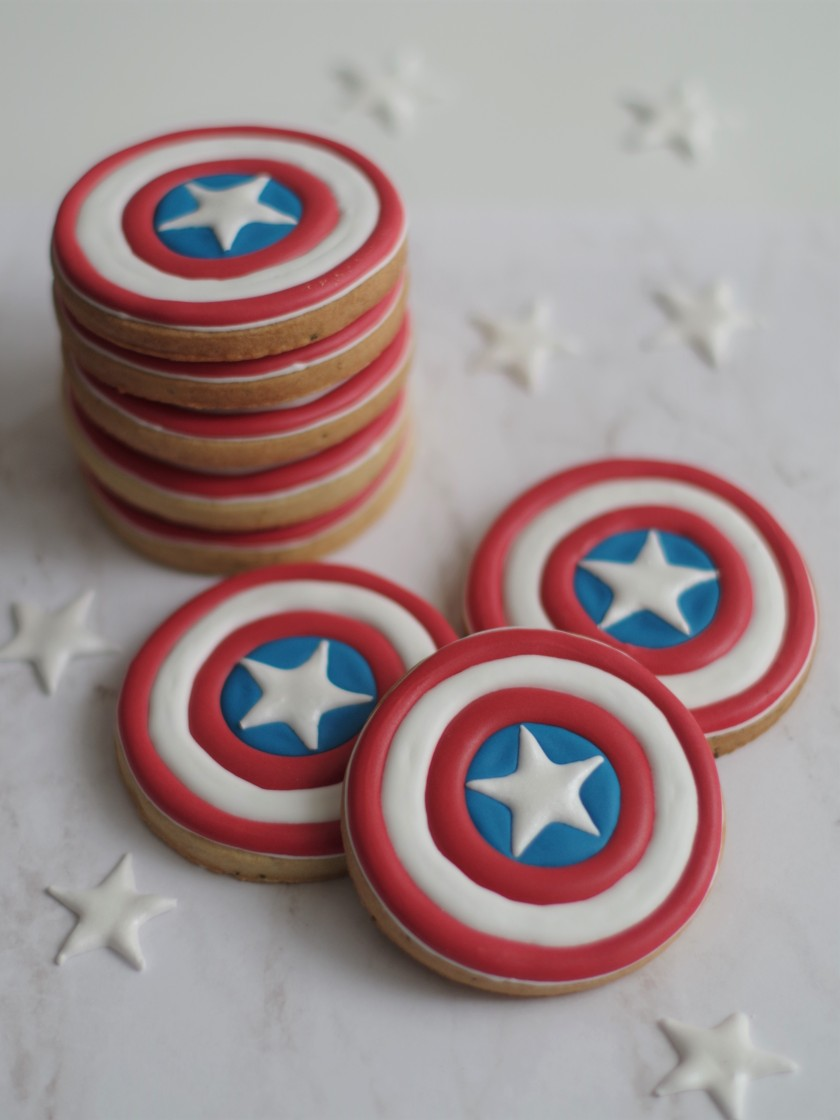 superhero cookies (2)