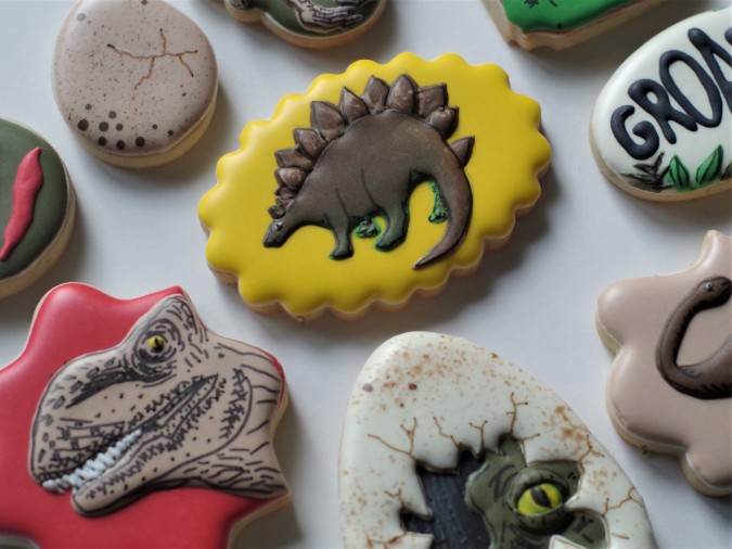 Doctorcookies dinosaur cookies (4)