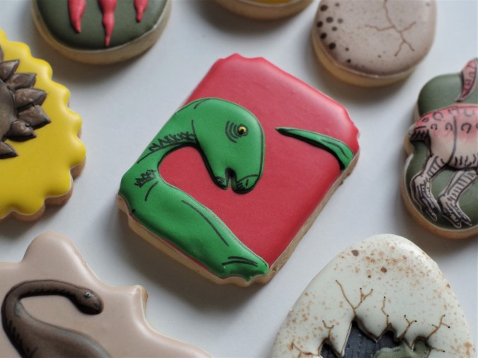 Doctorcookies dinosaur cookies (6)