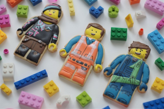 galletas decoradas lego movie (10)