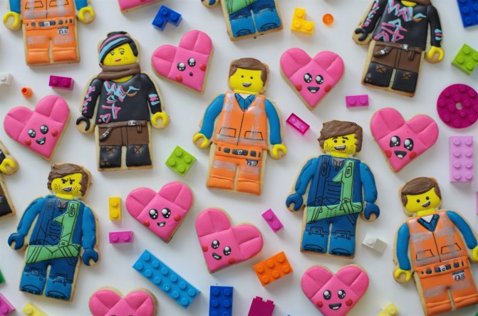 galletas decoradas lego movie (14)