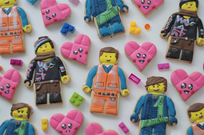 galletas decoradas lego movie (15)