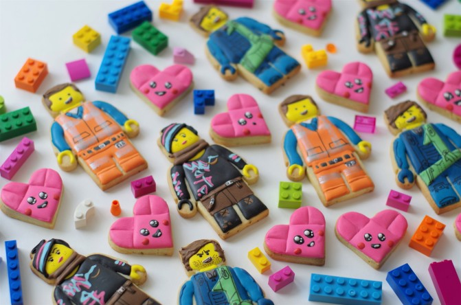 galletas decoradas lego movie (18)