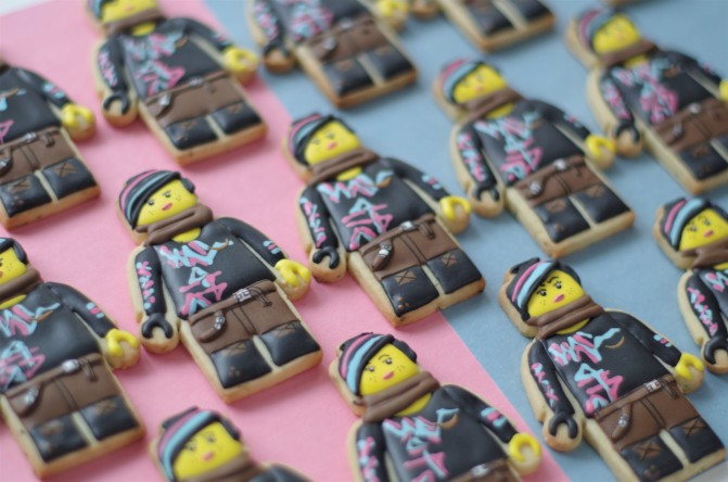 galletas decoradas lego movie (8)