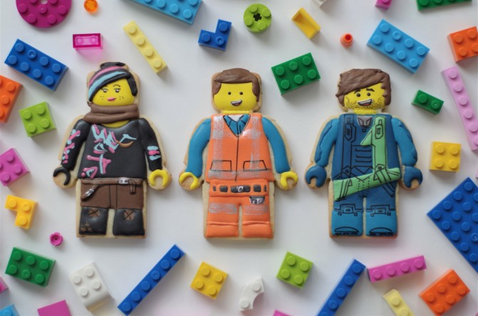 galletas decoradas lego movie (9)